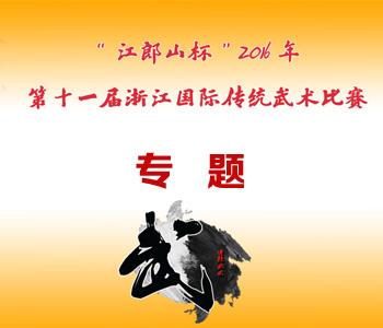 第十一届浙江国际传统武术比赛回顾